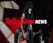 Kiss have canceled a concert scheduled for Thursday night in Burgettstown, Pennsylvania, after singer Paul Stanley tested positive for Covid-19.<br/><br/>Get the full story at: http://www.rollingstone.com/